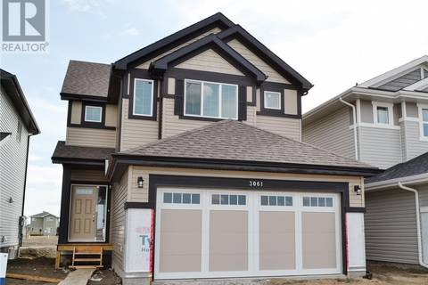 House for sale at 3061 Bellegarde Cres Regina Saskatchewan - MLS: SK797462