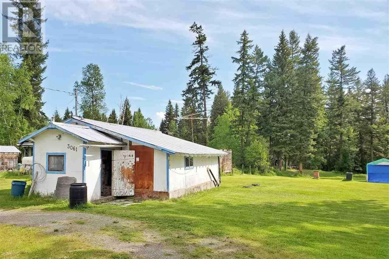 House for sale at 3061 Keith Rd Quesnel British Columbia - MLS: R2462239