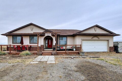 House for sale at 306153 272 St E Rural Foothills County Alberta - MLS: A1050795