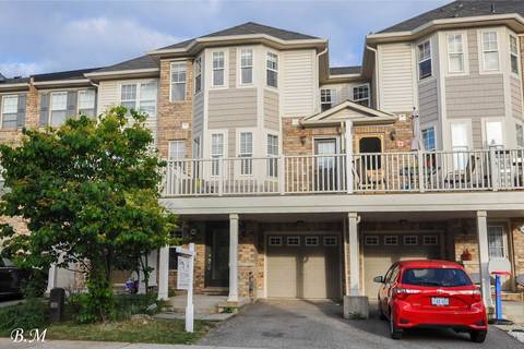 Townhouse for sale at 3062 Drumloch Ave Oakville Ontario - MLS: W4516831