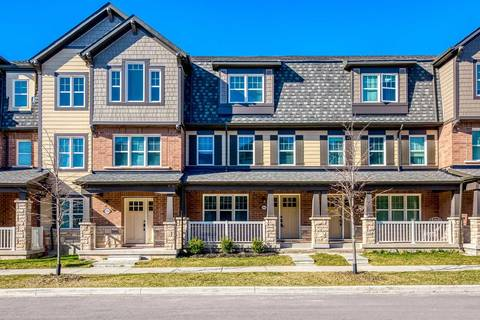 Townhouse for sale at 3062 Harebell Gt Oakville Ontario - MLS: W4736496