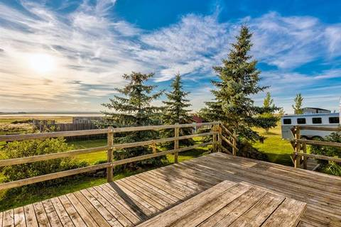 House for sale at 306257 192 St East Rural Foothills County Alberta - MLS: C4285195
