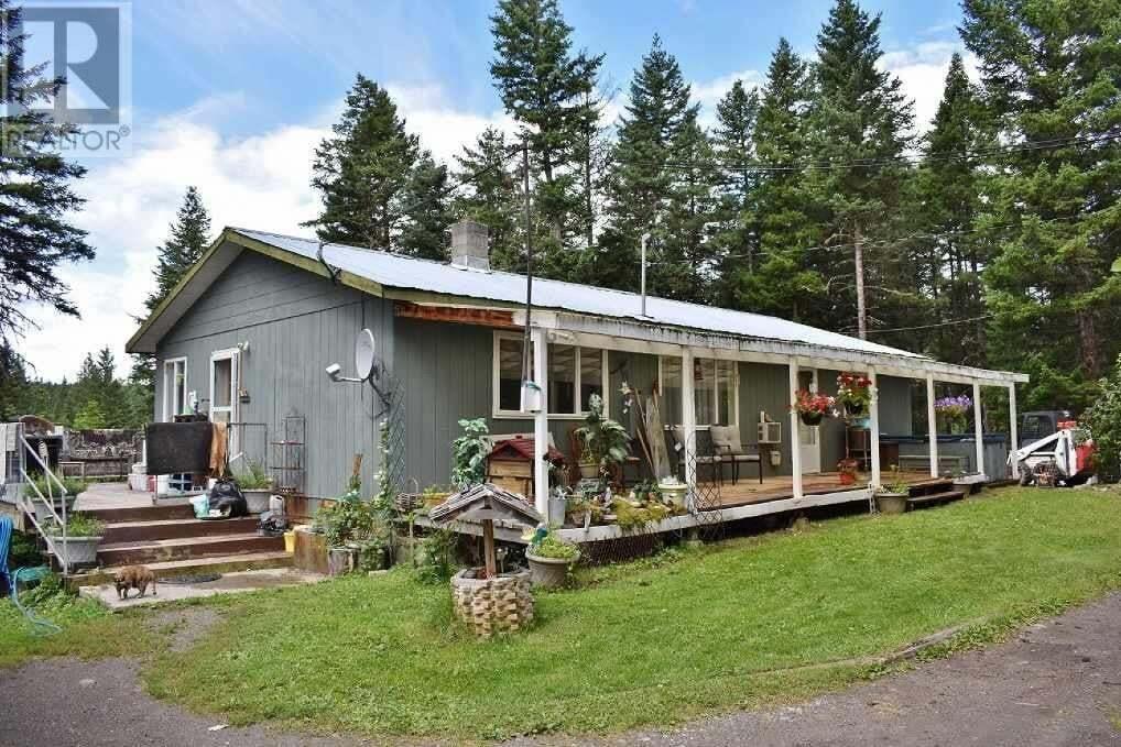 House for sale at 3065 Keldon Rd Lac La Hache British Columbia - MLS: R2485415
