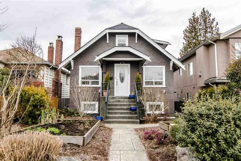 House for sale at 3067 Graveley St Vancouver British Columbia - MLS: R2349763
