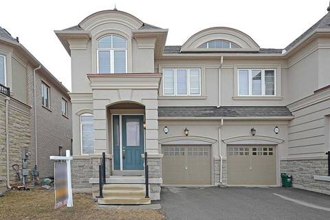Townhouse for sale at 3067 Isaac Ave Oakville Ontario - MLS: W4392236