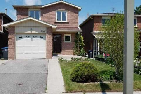 House for rent at 3069 Olympus Me Mississauga Ontario - MLS: W4781655