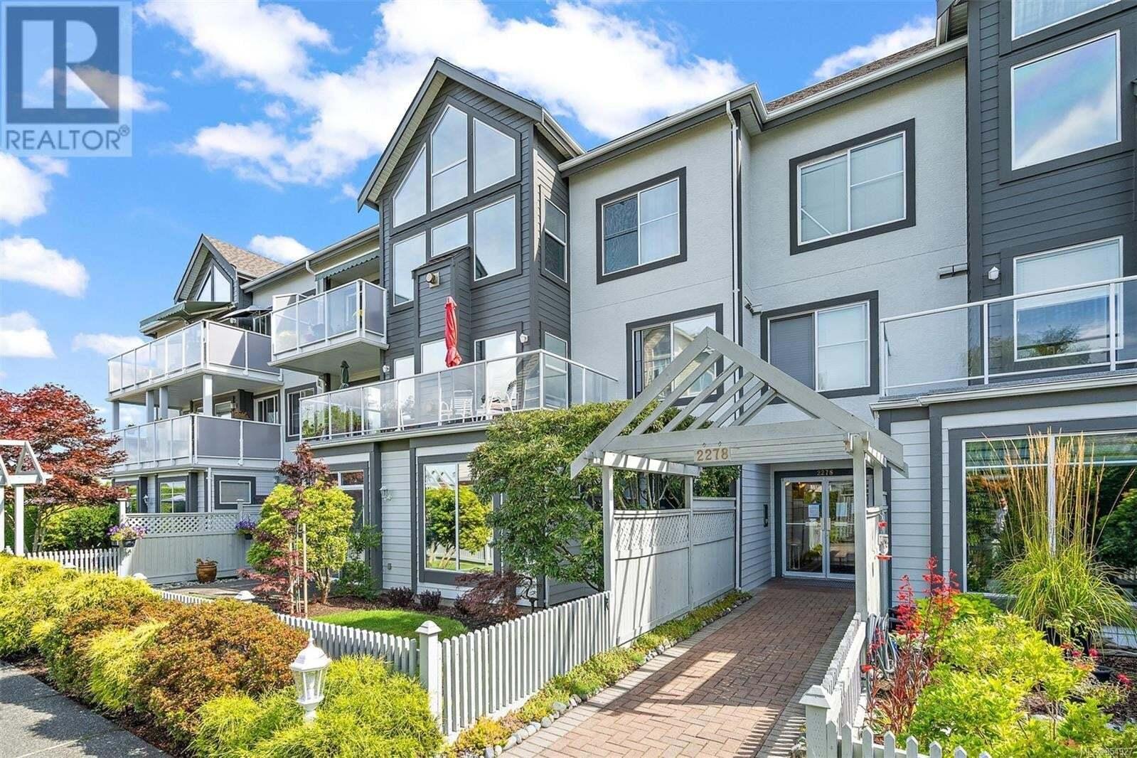 Condo for sale at 2278 James White Blvd Unit 307 Sidney British Columbia - MLS: 854927