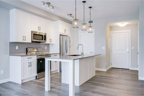 Condo for sale at 100 Auburn Meadows Common Southeast Unit 307 Calgary Alberta - MLS: C4278240
