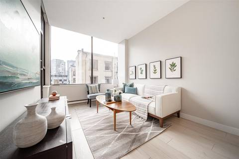 Condo for sale at 1010 Howe St Unit 307 Vancouver British Columbia - MLS: R2420216