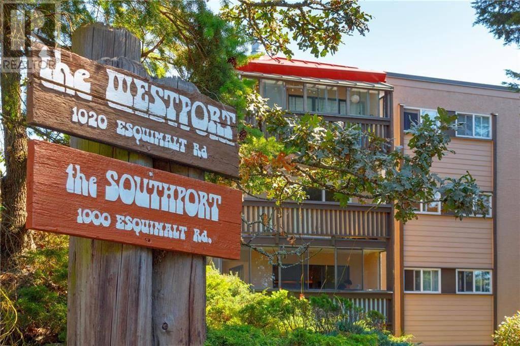 Condo for sale at 1020 Esquimalt Rd Unit 307 Victoria British Columbia - MLS: 416559