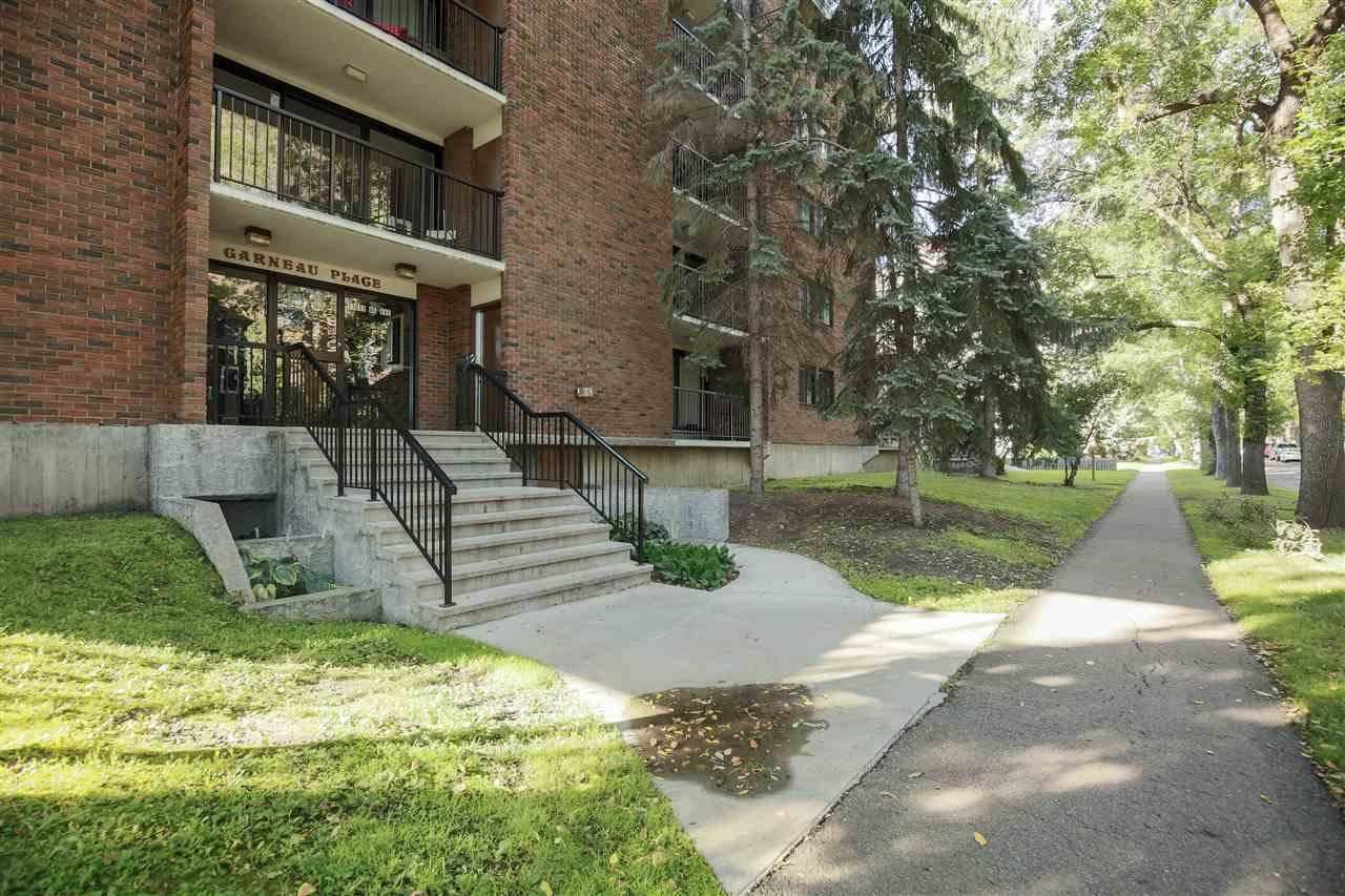 Condo for sale at 11011 86 Ave Nw Unit 307 Edmonton Alberta - MLS: E4173038