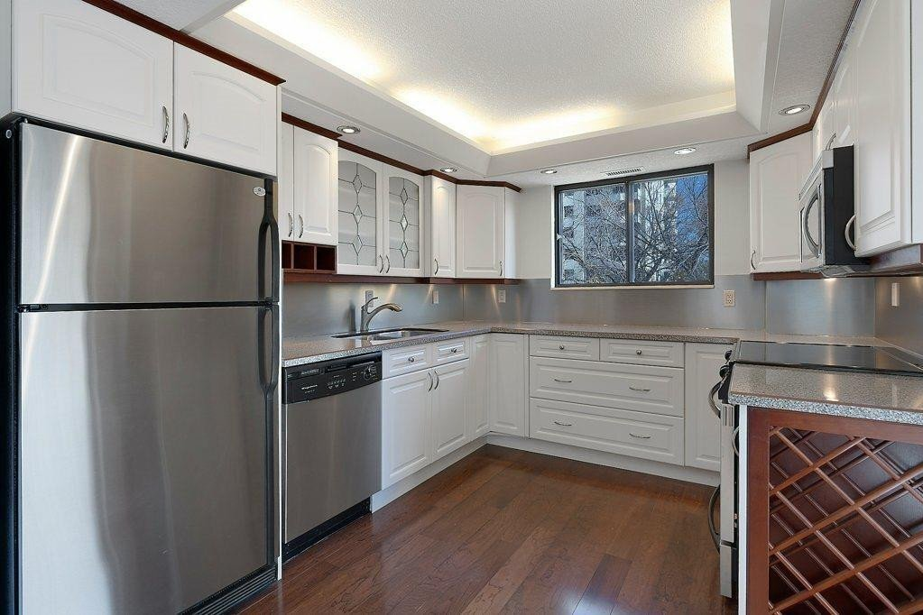 Condo for sale at 11503 100 Av NW Unit 307 Edmonton Alberta - MLS: E4216664