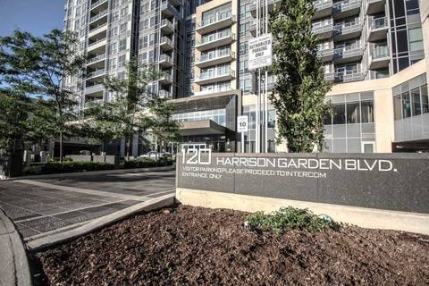 Condo for sale at 120 Harrison Garden Blvd Unit 307 Toronto Ontario - MLS: C4522131