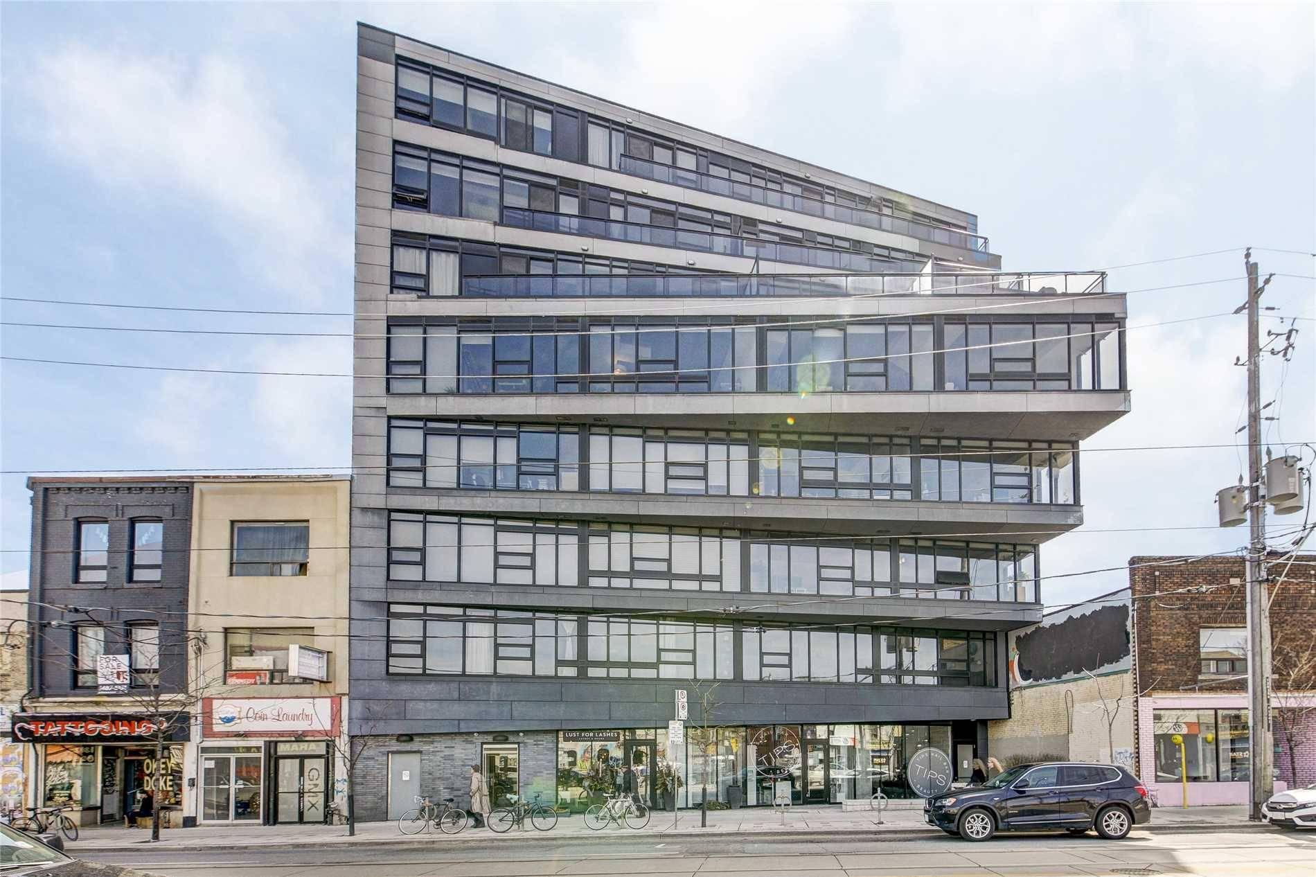 Abacus Lofts Condos: 1239 Dundas Street West, Toronto, ON