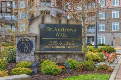 Condo for sale at 1395 Bear Mountain Pw Unit 307 Victoria British Columbia - MLS: 410916