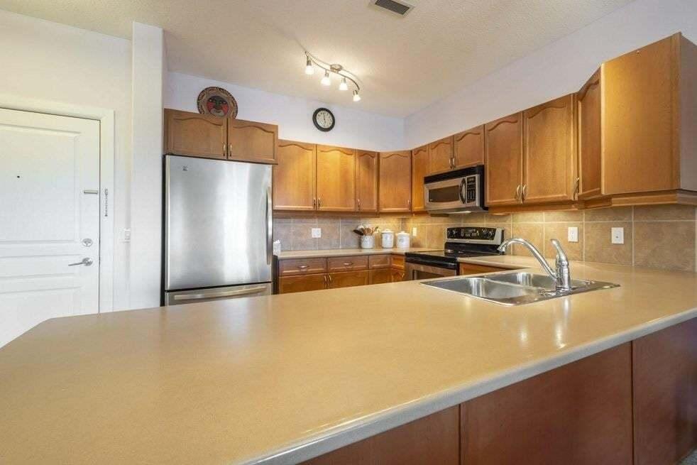 Condo for sale at 160 Magrath Rd NW Unit 307 Edmonton Alberta - MLS: E4203477