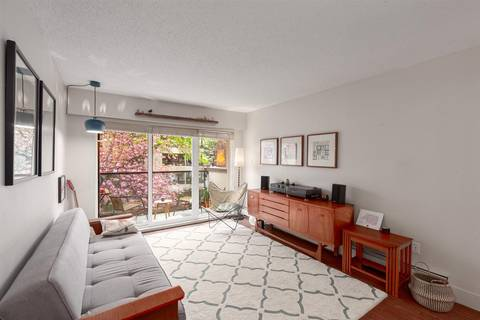Condo for sale at 1718 Nelson St Unit 307 Vancouver British Columbia - MLS: R2360835