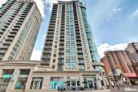 Condo for sale at 200 Rideau St Unit 307 Ottawa Ontario - MLS: 1159056