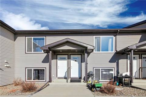 Townhouse for sale at 2114 18 Ave Unit 307 Coaldale Alberta - MLS: LD0160791