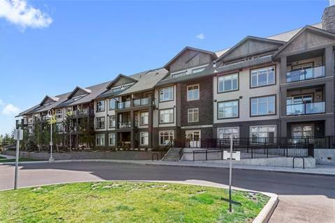 Condo for sale at 25 Aspenmont Ht Southwest Unit 307 Calgary Alberta - MLS: C4267410