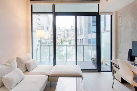 Apartment for rent at 25 Stafford St Unit 307 Toronto Ontario - MLS: C4647255