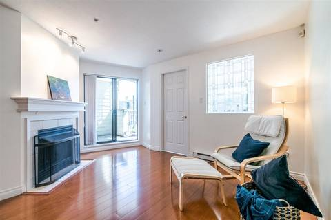 Condo for sale at 2741 Hastings St E Unit 307 Vancouver British Columbia - MLS: R2364676