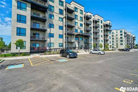 Condo for sale at 299 Cundles Rd Unit 307 Barrie Ontario - MLS: S4594407