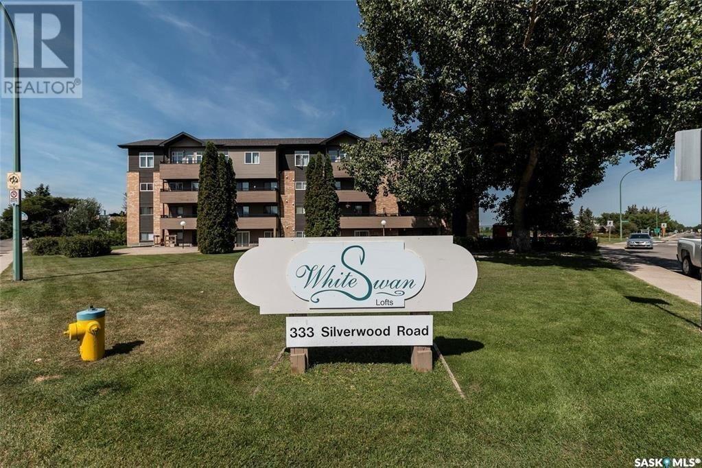 Condo for sale at 333 Silverwood Rd Unit 307 Saskatoon Saskatchewan - MLS: SK834411