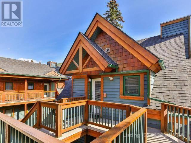 Condo for sale at 347 Marten St Unit 307 Banff Alberta - MLS: 51203