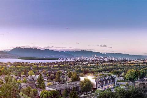 Condo for sale at 3639 16th Ave W Unit 307 Vancouver British Columbia - MLS: R2420101