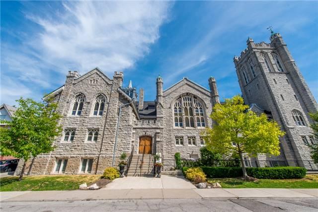The Abbey Lofts Condos: 384 Sunnyside Avenue, Toronto, ON