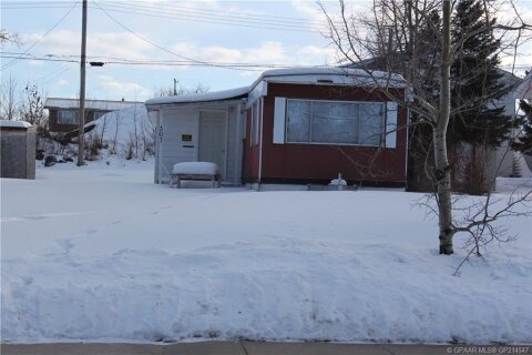 Residential property for sale at #307 3rd Se  Manning Alberta - MLS: GP214547