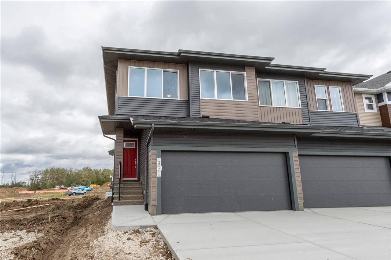 Townhouse for sale at 307 41 St Sw Edmonton Alberta - MLS: E4169876