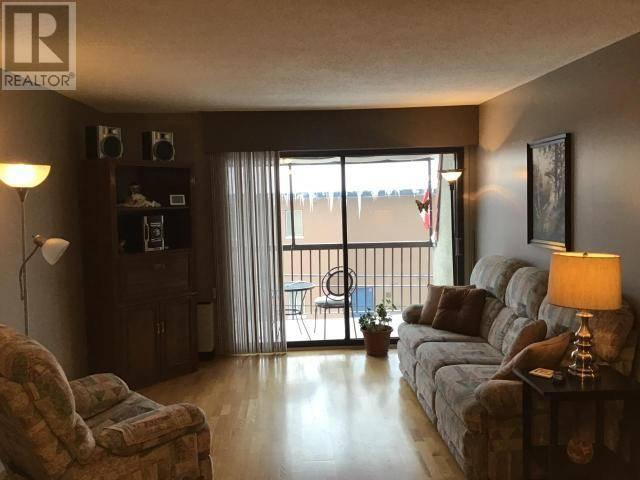 Condo for sale at 411 Nicola Street  Unit 307 Kamloops British Columbia - MLS: 154933
