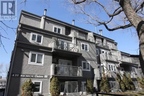 Condo for sale at 431 4th Ave N Unit 307 Saskatoon Saskatchewan - MLS: SK770501