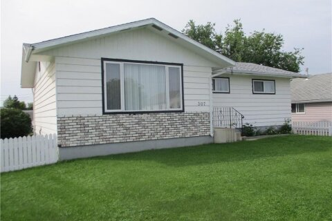 House for sale at 307 5th Ave SE Manning Alberta - MLS: GP208187