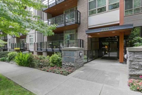 Condo for sale at 6333 Larkin Dr Unit 307 Vancouver British Columbia - MLS: R2386665