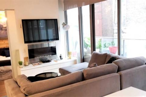 Apartment for rent at 650 King St Unit 307 Toronto Ontario - MLS: C4732573