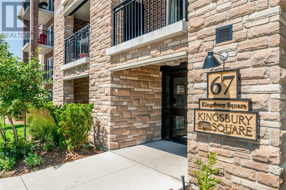 Buliding: 67 Kingsbury Square, Guelph, ON