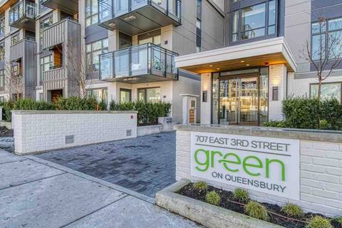 Condo for sale at 707 3rd St E Unit 307 North Vancouver British Columbia - MLS: R2420343
