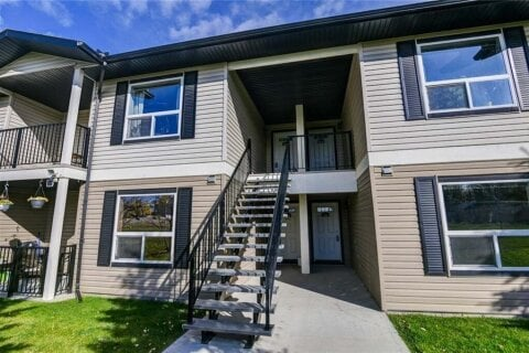 Townhouse for sale at 8 Bayside Pl Unit 307, Strathmore Alberta - MLS: C4293072