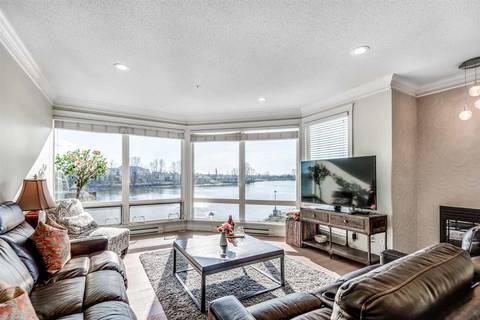 Condo for sale at 8 Laguna Ct Unit 307 New Westminster British Columbia - MLS: R2443583