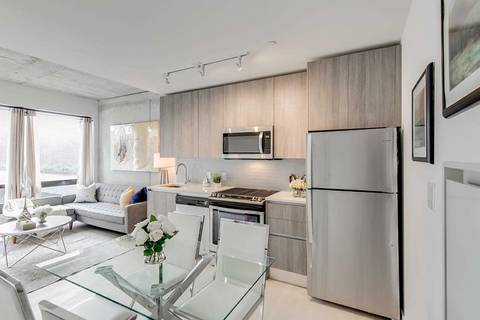 Condo for sale at 875 Queen St Unit 307 Toronto Ontario - MLS: E4588284