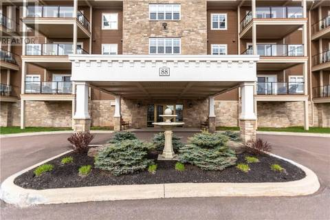 Condo for sale at 88 Woods Terrace  Unit 307 Moncton New Brunswick - MLS: M121340