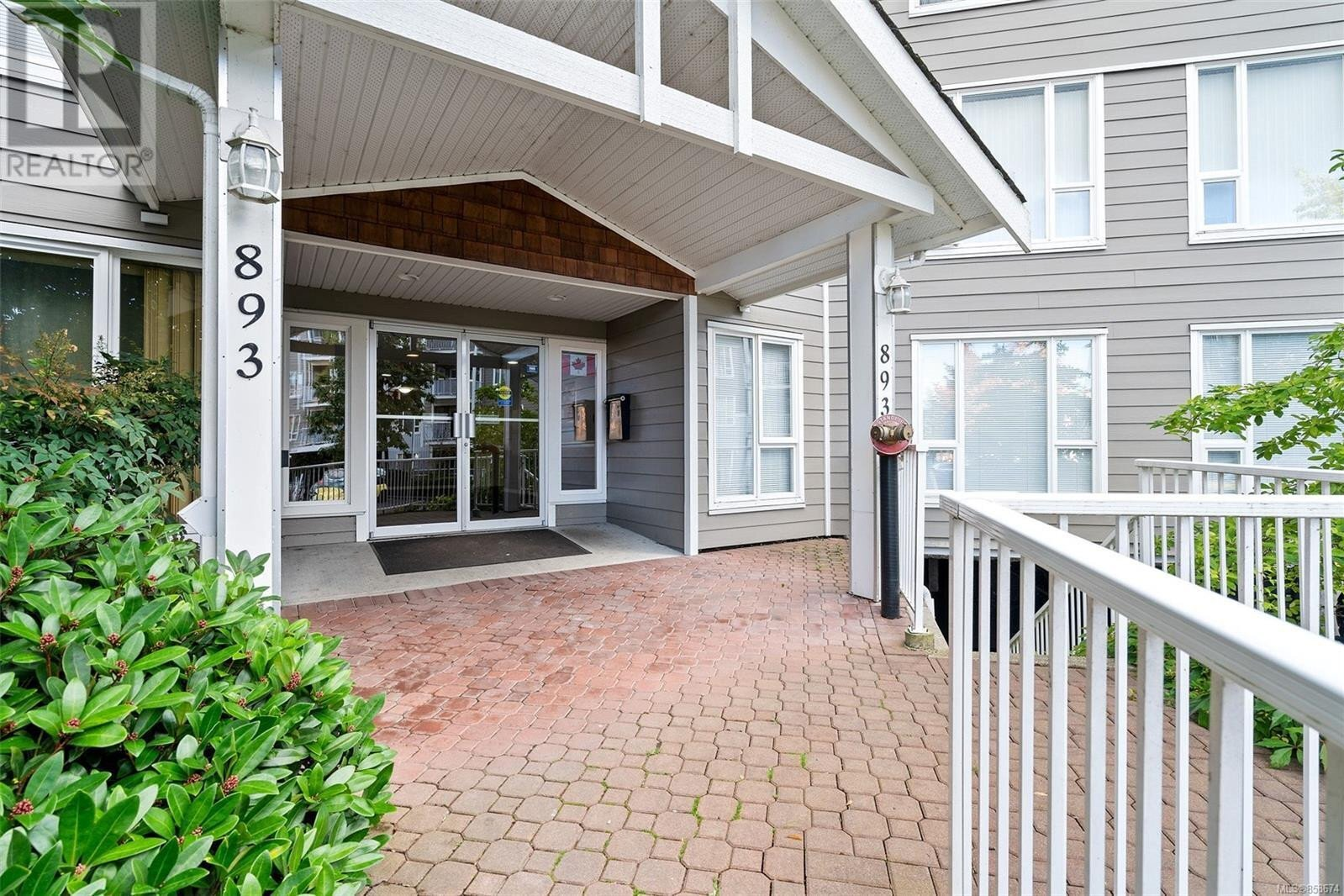 Condo for sale at 893 Hockley Ave Unit 307 Langford British Columbia - MLS: 858674