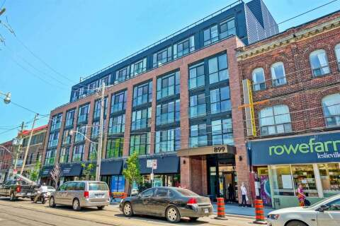 Residential property for sale at 899 Queen St Unit 307 Toronto Ontario - MLS: E4841809