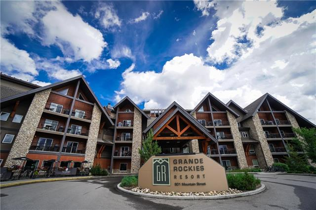 Sold: 307 - 901 Mountain Street, Canmore, AB