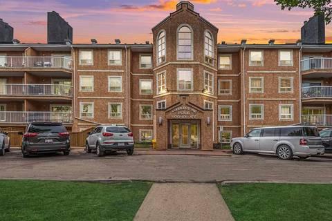 Condo for sale at 9010 106 Ave Nw Unit 307 Edmonton Alberta - MLS: E4162900