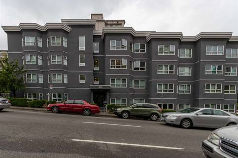 Condo for sale at 921 Thurlow St Unit 307 Vancouver British Columbia - MLS: R2386713
