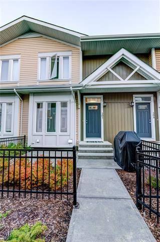 Townhouse for sale at 307 Auburn Bay Sq Southeast Calgary Alberta - MLS: C4259424
